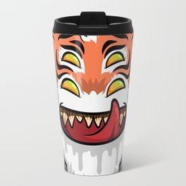 Diabolical Fuzzball (tiger) Travel Mug