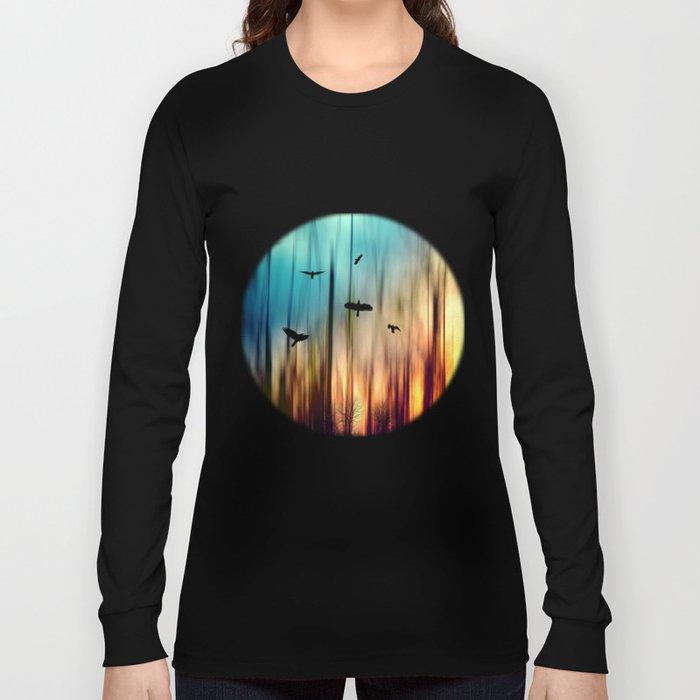 Burning Long Sleeve T-shirt