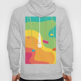 Rainbow Daydreaming Hoody