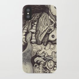 A wrong turn iPhone Case