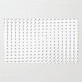Vector Field basic - Gray Rug