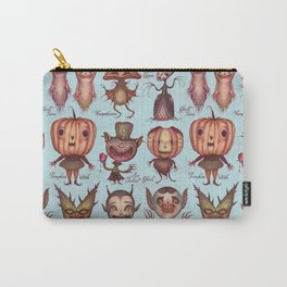 Happy Halloween! Carry-All Pouch