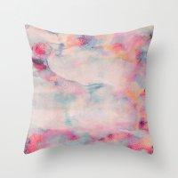 sunset Throw Pillows featuring Sunset by Georgiana Paraschiv