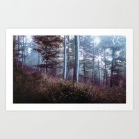 wanderlust Art Prints featuring Wanderlust by StayWild