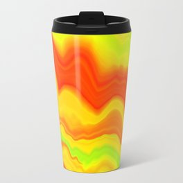 Abstracts Travel Mug
