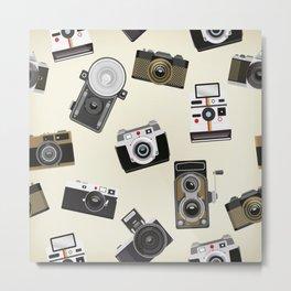 Photographer Metal Print