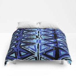 Indigo Batik Comforters