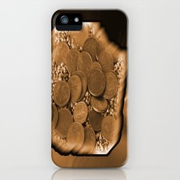 Money saving iPhone Case