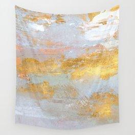 Golden Light 1 Wall Tapestry