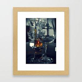 spirits passion Framed Art Print