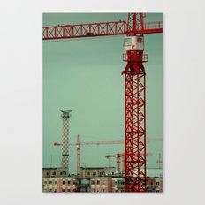 Bucharest take 1 Canvas Print