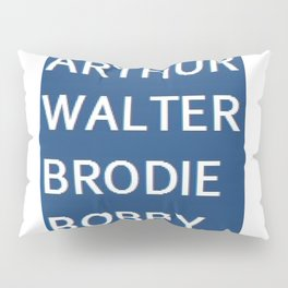 The Good, The Bad & The Dugly Pillow Sham