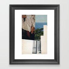 Event Horizon Framed Art Print