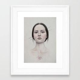 318 Framed Art Print