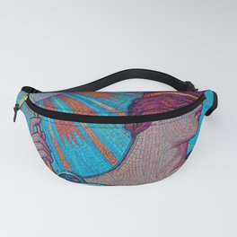 Minerva Goddess Of Wisdom Fanny Pack