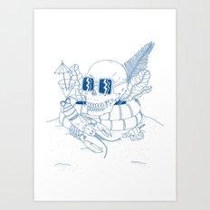 Vanitas II Art Print