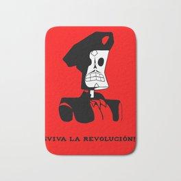 VIVA LA REVOLUCIÒN Bath Mat
