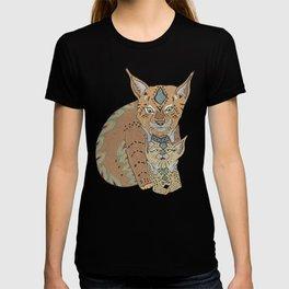 Wild Cats Love T-shirt