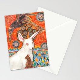 Mosaic Melody Stationery Cards