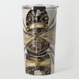 The Elizabethan Bee Travel Mug