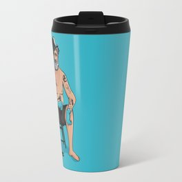 Armando Reveron POP - TrincheraCreativa Travel Mug