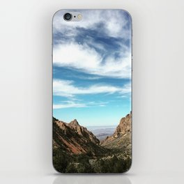 Chisos Window iPhone Skin