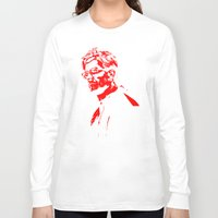 liverpool Long Sleeve T-shirts featuring juergen klopp liverpool by Silvester Toni