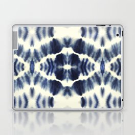 BOHEMIAN INDIGO BLUE Laptop & iPad Skin
