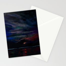 claustrophobia Stationery Cards