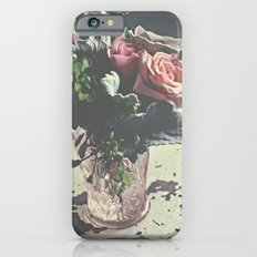 euphoric flowers  iPhone 6s Slim Case