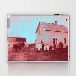 Early Settlers Laptop & iPad Skin