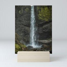Latourell Falls Mini Art Print