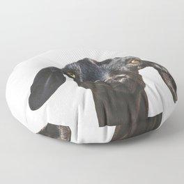 Billy Goat Floor Pillow