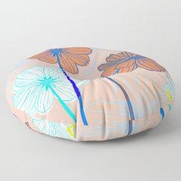 P O P P Y love Floor Pillow