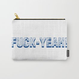 FUCK-YEAH! Carry-All Pouch