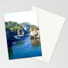 Neverland is in Washington Stationery Cards