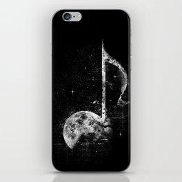 Melodie de la Lune iPhone Skin