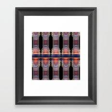 Digital energy Framed Art Print