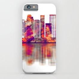 San Jose California Skyline iPhone Case