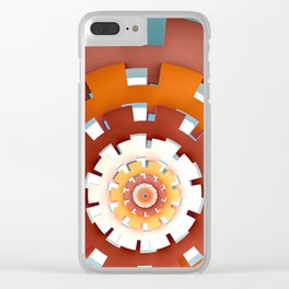 Destined Clear iPhone Case
