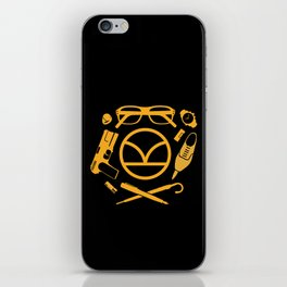 Weapons iPhone Skin