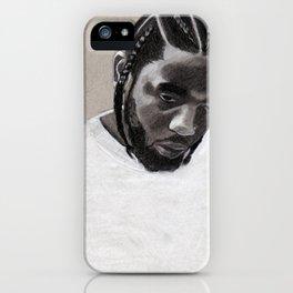 DAMN iPhone Case