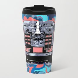 Back to the Future 2 (BTTF 2) Travel Mug