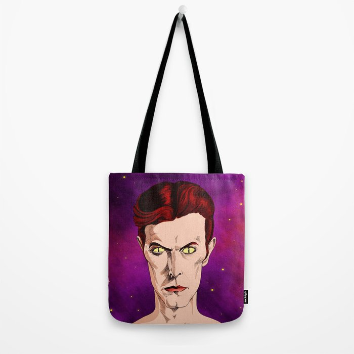 The Man Who Fell Tote Bag