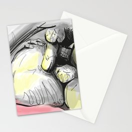 Double Amore Stationery Cards