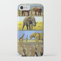 wildlife iPhone & iPod Cases featuring Wildlife by Karl-Heinz Lüpke