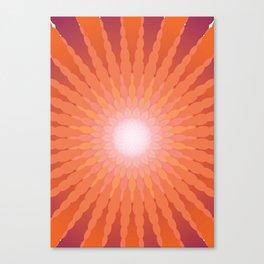 Spherical Pattern 1 Canvas Print