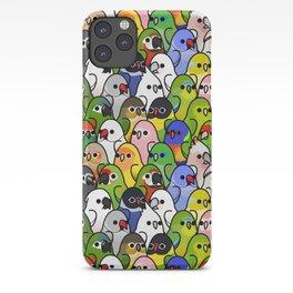 Too Many Birds!™ Bird Squad 2 iPhone Case