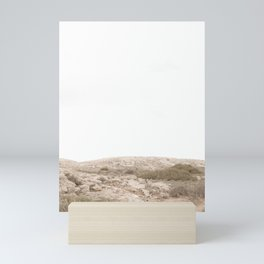 Beach Print  Mini Art Print