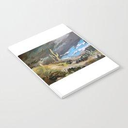 Sonoran Desert Storm Notebook